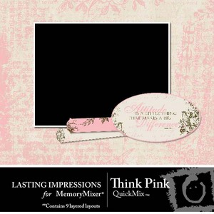 Think pink qm medium