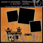 Halloween Two QuickMix-$2.99 (Albums to Remember)