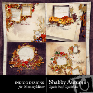 Shabby autumn qp vol 1 medium