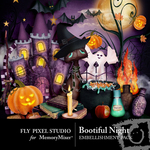 Bootiful Night Embellishment Pack-$2.99 (Fly Pixel Studio)