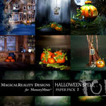 Halloween Spell Paper Pack 2-$3.99 (MagicalReality Designs)