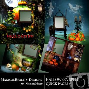 Halloween spell qp medium