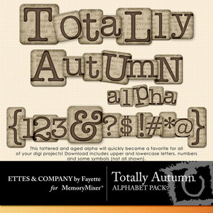 Totally autumn alpha medium