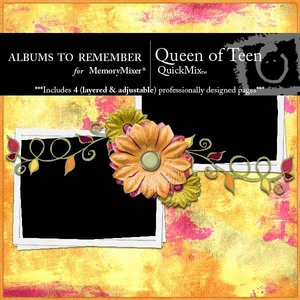 Queen of teen qm medium
