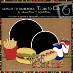 Time to Eat QuickMix-$2.99 (Albums to Remember)