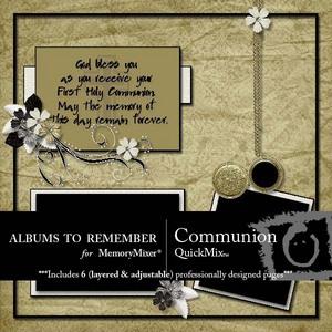 Communion qm medium