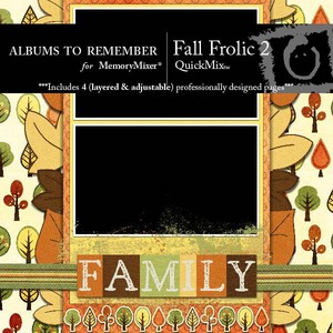 Fall frolic qm 2 medium