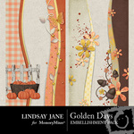 Golden Days Border Pack-$1.99 (Lindsay Jane)