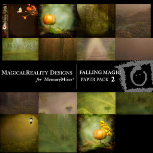 Falling magic pp 2 medium
