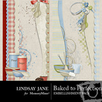 Baked to Perfection Border Pack-$1.99 (Lindsay Jane)