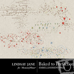 Baked to Perfection Scatterz-$1.99 (Lindsay Jane)