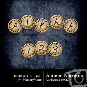 Autumn nocturne alpha medium