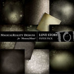 Love Story Paper Pack MR-$3.00 (MagicalReality Designs)