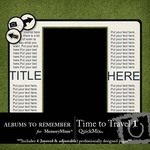 Time to Travel QuickMix Volume 1-$1.99 (Albums to Remember)
