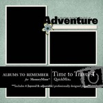 Time to Travel QuickMix Volume 4-$1.99 (Albums to Remember)