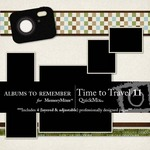 Time to Travel QuickMix Volume 11-$1.99 (Albums to Remember)