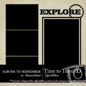 Time to travel qm 13 medium