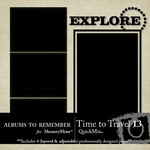 Time to Travel QuickMix Volume 13-$1.99 (Albums to Remember)