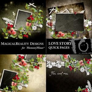 Love story qp medium