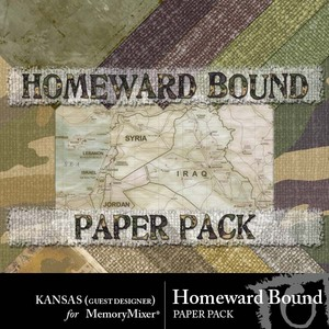 Homeward bound pp medium