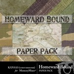 Homeward Bound Paper Pack-$3.99 (Kansas)