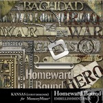 Homeward Bound Embellishment Pack-$2.99 (Kansas)