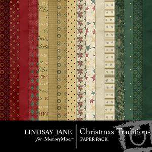 Christmas traditions pp medium