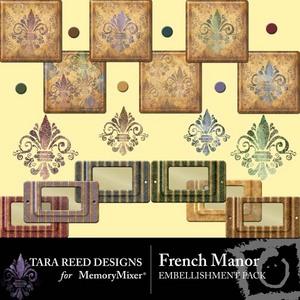 French manor emb medium
