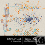 Happy Days Scatterz Pack-$1.99 (Lindsay Jane)
