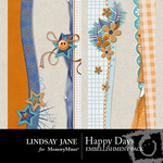 Happy Days Border Pack-$1.99 (Lindsay Jane)