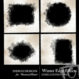 Winter edge effects medium