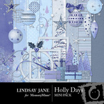 Holly Days Mini Pack-$3.49 (Lindsay Jane)