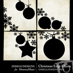 Christmas Edge Effects Pack-$2.49 (Indigo Designs)
