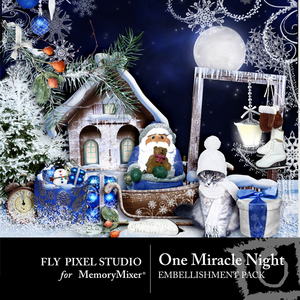 One miracle night emb medium