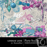 Party Season Embellishment Pack-$3.99 (Lindsay Jane)