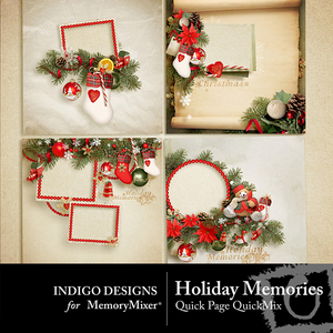 Holiday memories qp medium