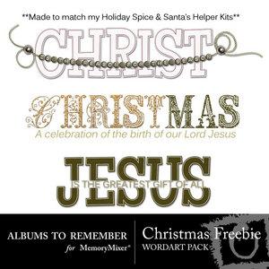 Christmas freebie medium