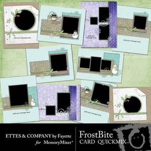 Frostbite cards qm medium