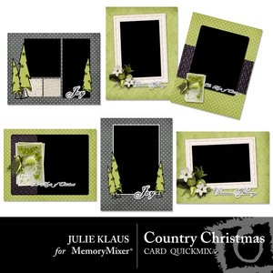 Country christmas cards qm medium
