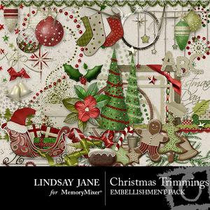 Christmas trimmings lj emb medium