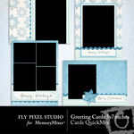 Greeting Cards QuickMix-$1.99 (Fly Pixel Studio)
