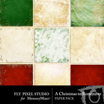 A Christmas to Remember Paper Pack-$3.99 (Fly Pixel Studio)