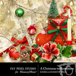 A Christmas to Remember Embellishment Pack-$2.99 (Fly Pixel Studio)