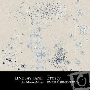 Frosty scatterz medium