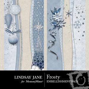 Frosty borders lj medium