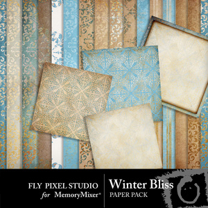 Winter bliss pp medium