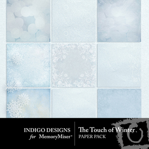 The touch of winter pp medium