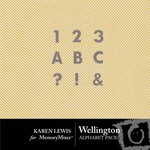 Wellington Alphabet Pack-$0.99 (Karen Lewis)