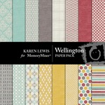 Wellington Paper Pack-$3.99 (Karen Lewis)