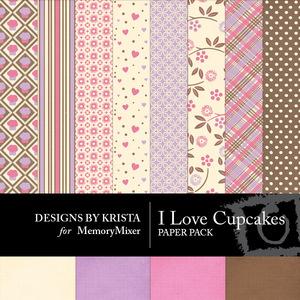 Love cupcakes pp medium